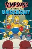 Simpsons Comics Knockout GN