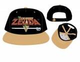 Legend of Zelda Classic Opening Logo Cap