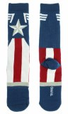 Captain America Suit Crew Sock