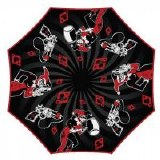 Harley Quinn Liquid Reactive Umbrella