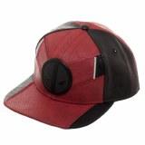 Deadpool Suit Up Badge Snapback