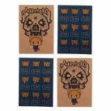 Aggretsuko Set of 4 Pocket Journals