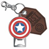 Captain America Metal Bottle Opener