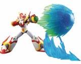 Mega Man X Force Armor Rising Fire Ver Plastic Model Kit