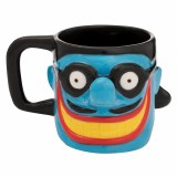 Beatles Yellow Submarine Blue Meanie Sculpted 20 oz Limited Edition Ceramic Mug