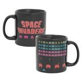 Space Invaders 20 oz. Heat Reactive Ceramic Mug