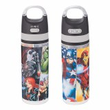 Avengers 18 Oz Tritan Bottle w/ Wireless Speaker