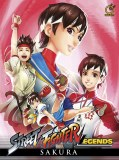 Street Fighter Legends HC Sakura