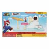 Nintendo 2.5 In Figure Cloud Playset