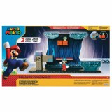 Nintendo 2.5 In Figure Underground Playset w/ Ice Mario Figure