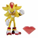 Sonic The Hedgehog 4 In Super Shadow w/ Red Diamond Action Figure