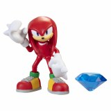 Sonic The Hedgehog 4 In Knuckles w/ Blue Diamond Action Figure