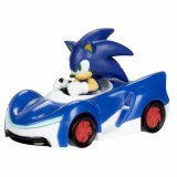 Sonic the Hedgehog 1/64 Die-Cast Sonic Vehicle