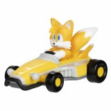 Sonic the Hedgehog 1/64 Die-Cast Tails Vehicle
