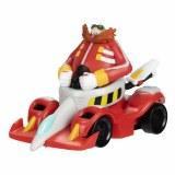 Sonic the Hedgehog 1/64 Die-Cast Dr Eggman Vehicle
