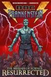Doc Frankenstein TP Vol 01 Messiah of Science Resurrected