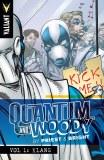 Priest Bright Quantum and Woody TP Vol 01 Klang