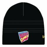 Marvel Comics Logo PX Blk Knit Beanie