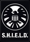 SHIELD Logo Magnet