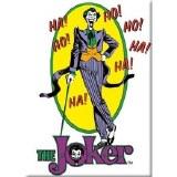 Joker Leaning on Cane Magnet