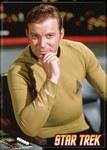 Star Trek Kirk on Bridge Magnet