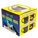 Bat-Signal Batman Mug