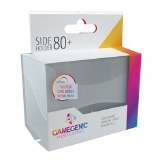 Gamegenic Sideloading Deck Box Clear 80 cards