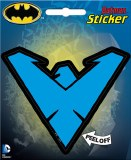 Nightwing Blue Logo Sticker