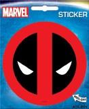 Deadpool Logo Sticker