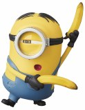Despicable Me Minion Stuart Ultra Detail Figure
