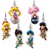 Sailor Moon Twinkle Dolly Mini Figures