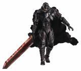 Berserk Guts Figma Action Figure Armor Version Skull Repaint Edition