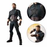 Avengers Infinity War SH Figuarts Captain America AF