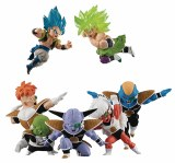 Dragon Ball Super Adverge Motion 2 Mini Figure