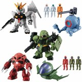 Mobile Suit Gundam Micro Wars 3 Blind Box Figure