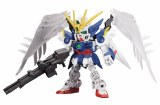 Gundam Wing 13 Wing Gundam Zero Endless Waltz SD/CS Model Kit