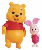 Disney Winnie The Pooh & Piglet Nendoroid AF