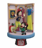 Wreck-It Ralph 2 DS-026 Snow White D-Stage Ser PX 6 In Statue
