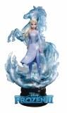 Disney DS-038 Frozen II Elsa D-Stage Series PX 6 In Statue