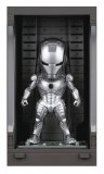 Iron Man 3 Mea-015 Iron Man Mk II w/ Hall Of Armor Px Figure