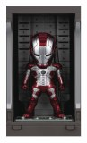 Iron Man 3 Mea-015 Iron Man Mk V w/ Hall Of Armor PX Figure