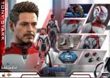 Hot Toys Avengers Endgame Tony Stark Team Suit 1/6 Scale Action Figure