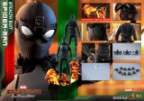 Hot Toys Spider-Man Far From Home Deluxe Stealth Suit Spider-Man 1/6 Action Figure