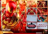 Hot Toys Spider-Man Video Game Iron Spider 1/6 Scale Action Figure