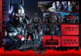 Hot Toys Batman Arkham Knight Batman Beyond 1/6 Action Figure