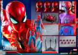 Hot Toys Spider-Man Video Game Spider Armor Spider-Man Mark 4 1/6 Scale Action Figure