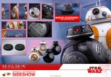 Hot Toys Star Wars The Last Jedi BB-8/BB9-E 1/6th Scale AF Set