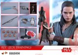 Hot Toys Star Wars The Last Jedi Rey Jedi Training Outfit 1/6 AF