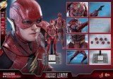 Hot Toys Justice League Movie The Flash 1/6 Scale Action Figure