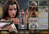 Hot Toys Justice League Movie Wonder Woman Reg 1/6 AF